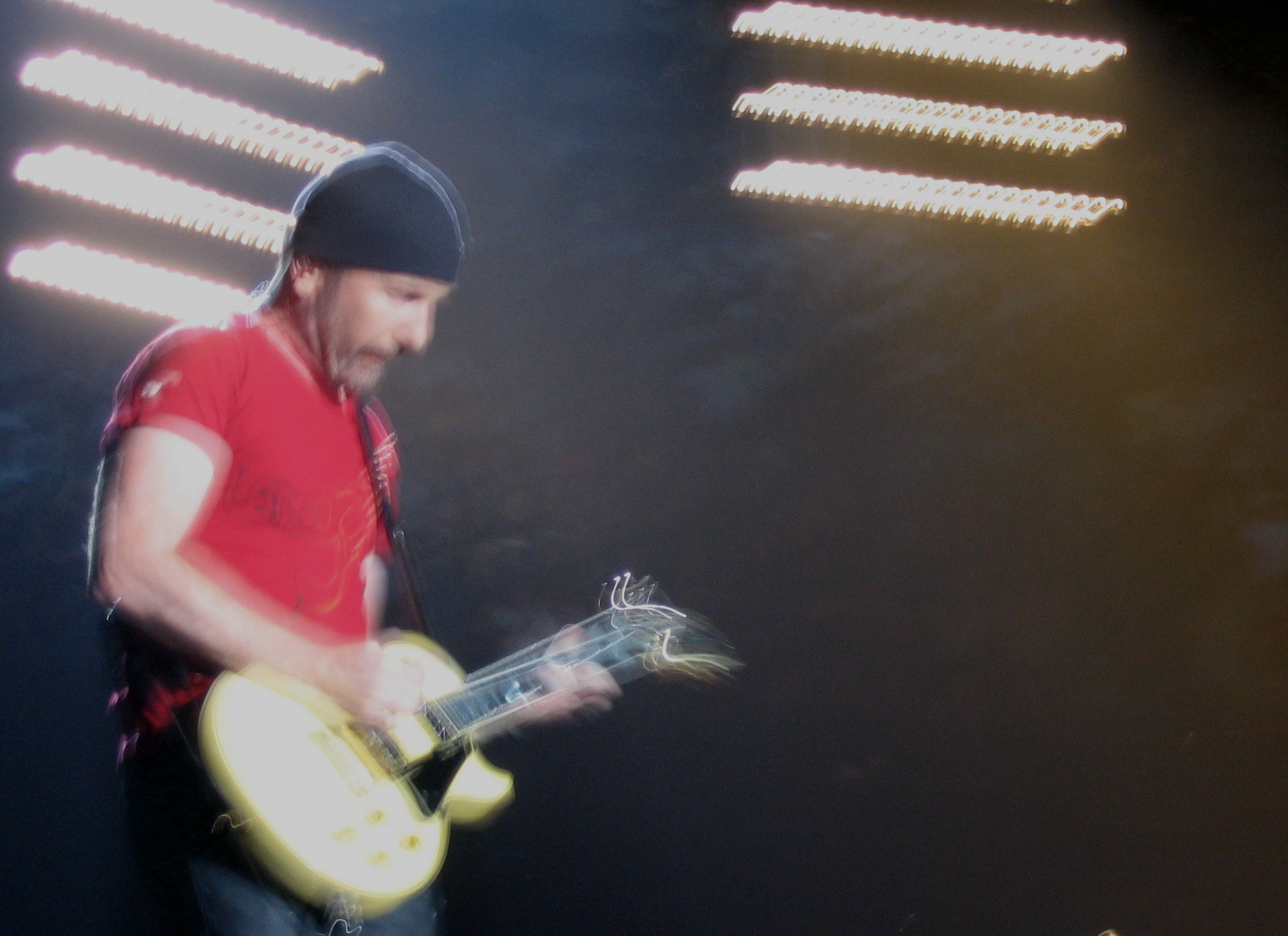 Here Comes The Edge!