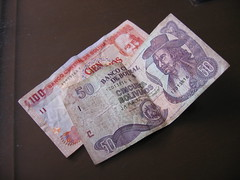 Bolivian bills