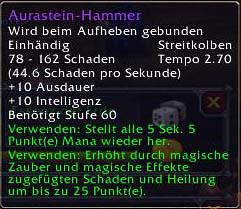 Aurastein-Hammer
