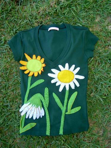 T-shirt Margaridas 2