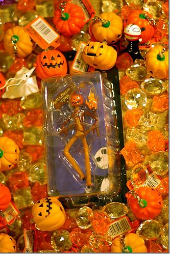 Halloween Scooper Prize
