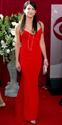 Lauren Graham at the Emmy's