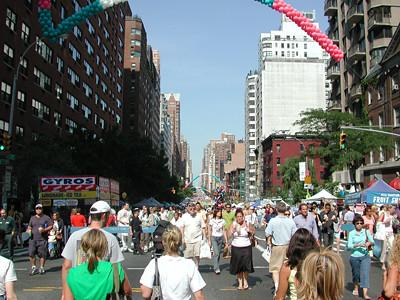 3rd's street fair