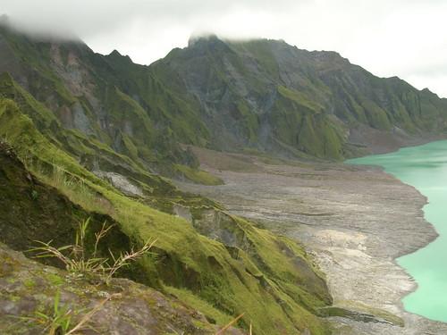 pinatubo green left field