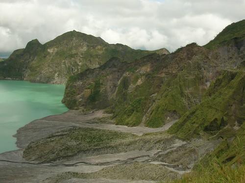 pinatubo green right field