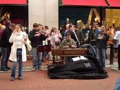 street performer II