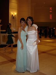 Monash Ball 2005 Flame and Frost - Jocelyn and Me