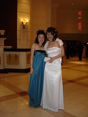Monash Ball 2005 Flame and Frost - Pei Lin and Me