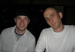 Nate and Josh