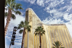 The Mandalay Bay. So Golden!