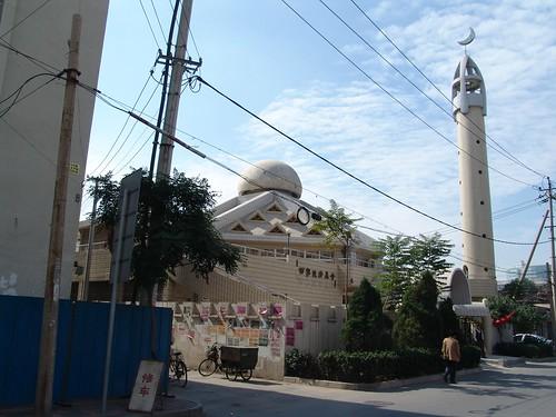 Tianjin mosque