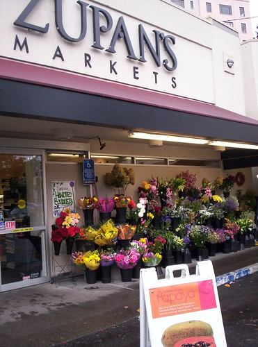 Exterior Zupan's Market, W. Burnside Avenue, Portland