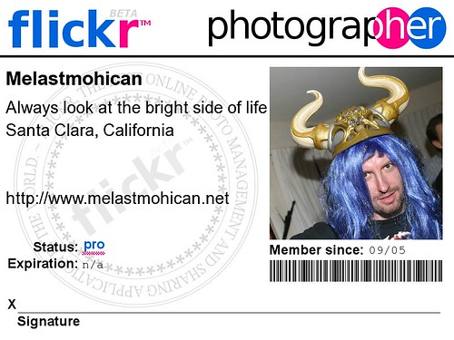 my flickrbadge