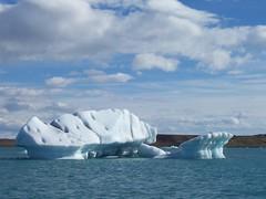 Holey Iceberg
