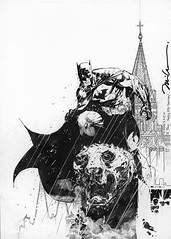 Another Jim Lee Batman sketch