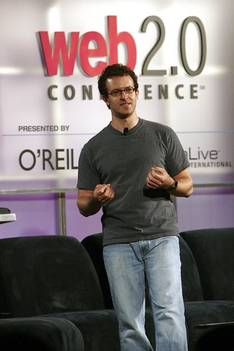 Jason Fried of 37Signals @ Web 2.0 Conference