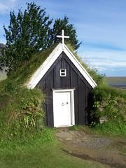 Church at Núpsstaður
