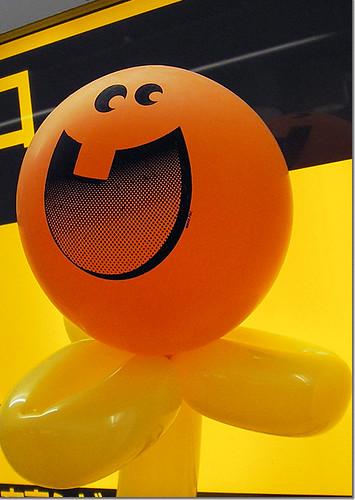 Baloon Halloween