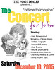 Concert for John