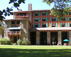 The Ahwahnee, National Historic Landmark
