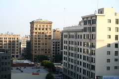 old bank district from california plaza