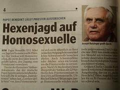 MOPO : Hexenjagd auf Homosexuelle