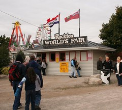 Rockton Fair Entrance