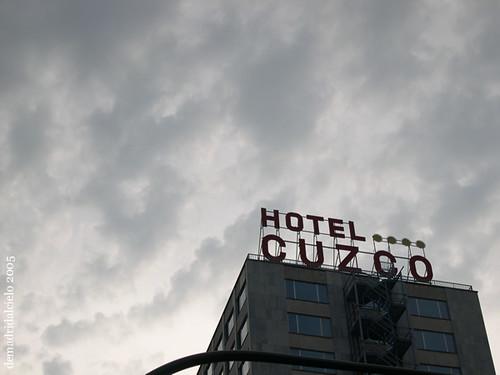 Azotea del Hotel Cuzco