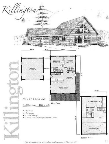 Chalet Cabin Plans Design Division Has Released Its Newest The
