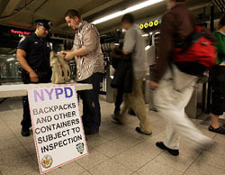 NYPD tightens security