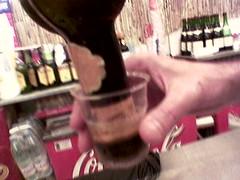Se acabó la botella