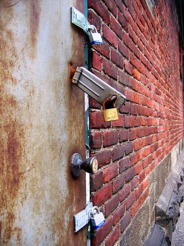 [image of locks]