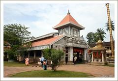 Shree Mahalasa Narayani Temple at Goa