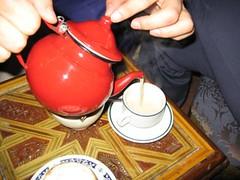 juan y el te