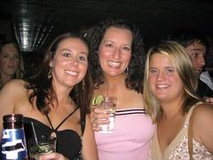 Sara, Jess, Lynne