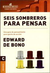53515129 6487f9be21 m Seis Sombreros Para Pensar   Edward de Bono (Libro)
