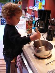 Elliott stirring