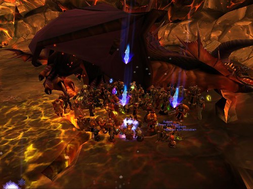 Onyxia First Kill!