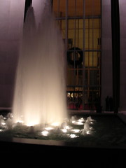 Kennedy Center Fountain