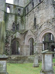 Graves at the Abbey