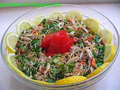telşehriyeli salata