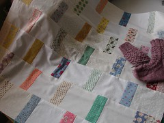 30's sampler quilt