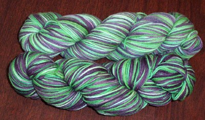 Crazy Monkey Yarn