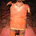 Standing Male Figure Holding A Rattle 100 BC - 400 AD