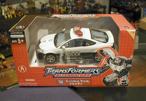 October 30, 2005 - Alternator Prowl