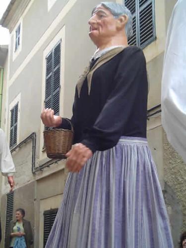 Geganta de Son Sardina