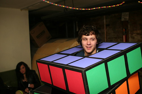 solving the cube020