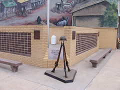 Veterans Memorial Park, Seiling, OK
