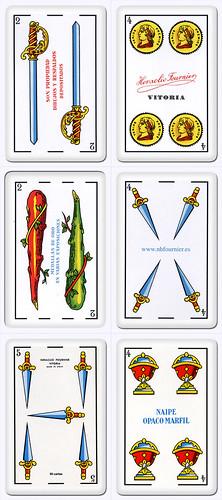Las 6 cartas enigmáticas