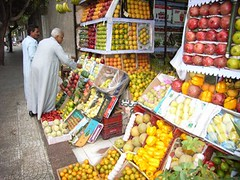 Food shops in Zamalek